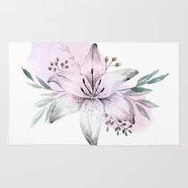 Lilium & Eucalyptus Rug