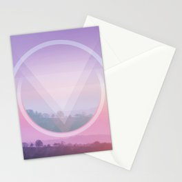 Evening Sunshine Stationery Cards