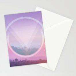 Evening Sunshine Stationery Cards