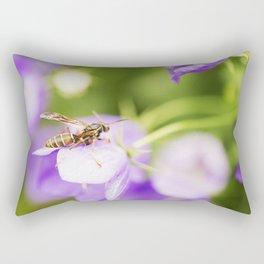 Paper Wasp 3 Rectangular Pillow