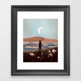 Isi Framed Art Print