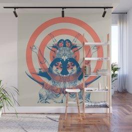 Space Ritual Wall Mural