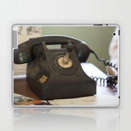 The Old Telephone Laptop & iPad Skin