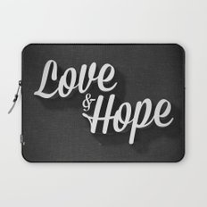 Love & Hope Laptop Sleeve
