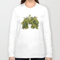 plants Long Sleeve T-shirts featuring plants!! by ella