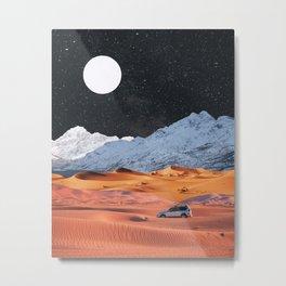 Dune of the Cosmos Metal Print