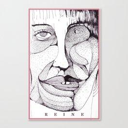 Reine Canvas Print