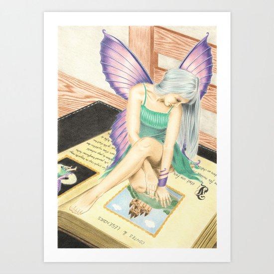 Fairy Tale by aureliaart