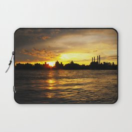 New York Sunset Laptop Sleeve