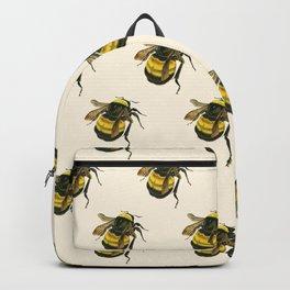 Vintage Scientific Bee Backpack