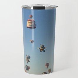 Birthday Cake Travel Mug