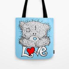 ME TO YOU=LOVE Tote Bag