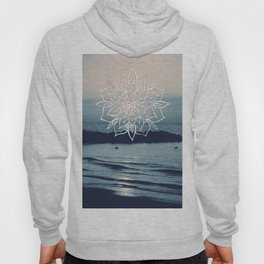Twilight Mandala Ocean Bliss Dream #2 #sunset #decor #art #society6 Hoody