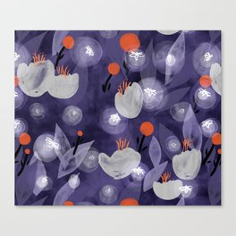 Summer Nights by Friztin Canvas Print