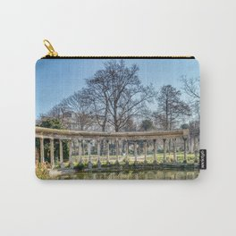 Columns in Parc Monceau - Paris, France Carry-All Pouch