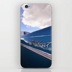 Wildcat - Classic American Blue Car iPhone & iPod Skin