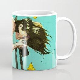 Lady in the Water Coffee Mug