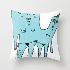 unidos #4 Throw Pillow