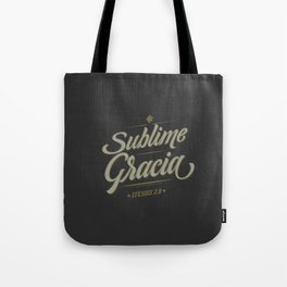 Sublime Gracia Tote Bag