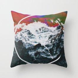 p••k Throw Pillow