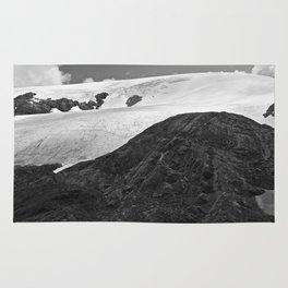 Glacial Icefield Rug