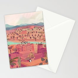 Ait ben Haddou, Morroco Stationery Cards