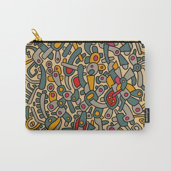 - fossils - Carry-All Pouch