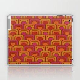 Geometric Retro Pattern Laptop & iPad Skin