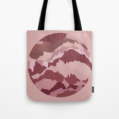 TOPOGRAPHY 007 Tote Bag