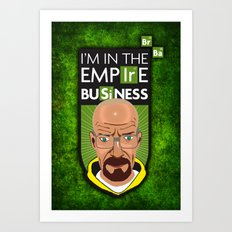 Empire Business Art Print