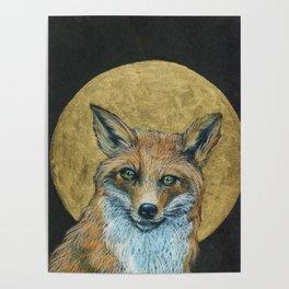 Sainted Fox Poster