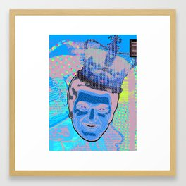 Liberace Framed Art Print