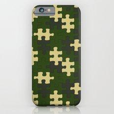 chameleon puzzle Slim Case iPhone 6s