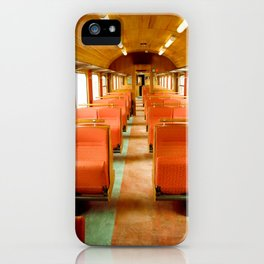 Vintage Train iPhone Case
