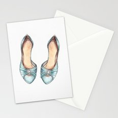 Heels Stationery Cards