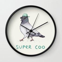 Super Coo Wall Clock