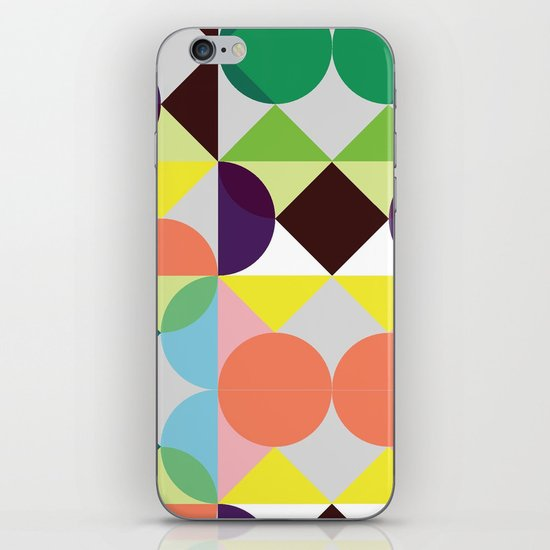 Retro iPhone & iPod Skin