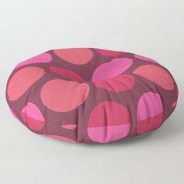 Ms Seductress Polka Dots Floor Pillow