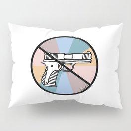 No Guns 1 Pillow Sham