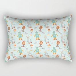 Mr. Roboto Rectangular Pillow