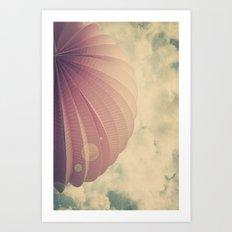 DreamPop Art Print