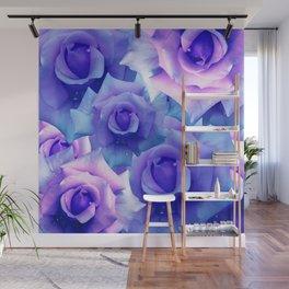Bouquet de fleur Wall Mural