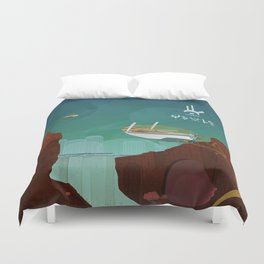 World of Tales Duvet Cover