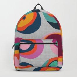 Rainbow Resin Backpack