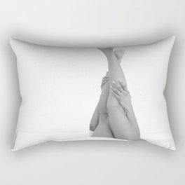 Don't Take Your Love Away Rectangular Pillow