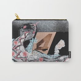 The Lizard (No. 4) Carry-All Pouch