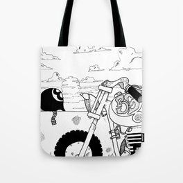 Once Upon a Time a Sunset  Tote Bag