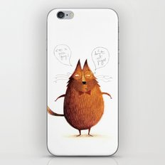 Mr. Nice Guy iPhone & iPod Skin
