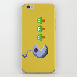March of Progress | videogame #tribute | #pixelart iPhone Skin