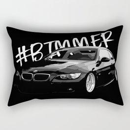 BMW E92 Ilustration Rectangular Pillow